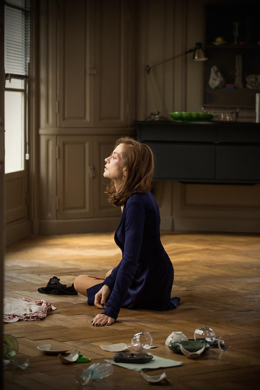 """Etter voldtekten. """"Elle"""" skriver seg inn i rape-revenge-filmtradisjonen."""