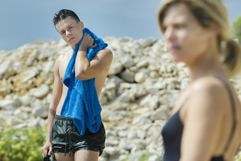 Et kammerspill oppstår mellom den mutte einstøingen Antoine og skrivekurslæreren Olivia.