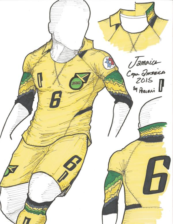 32fed0588 MY DREAM OF DESIGNING FOOTBALL KITS BECAME TRUE