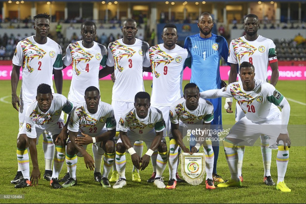 Image result for senegal national football team