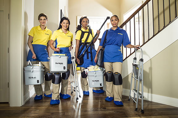 Same Day House Cleaning - The Maids of San Diego