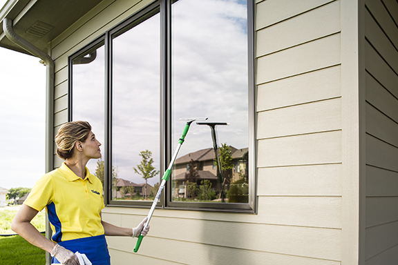 Window Cleaning Services in San Diego - The Maids
