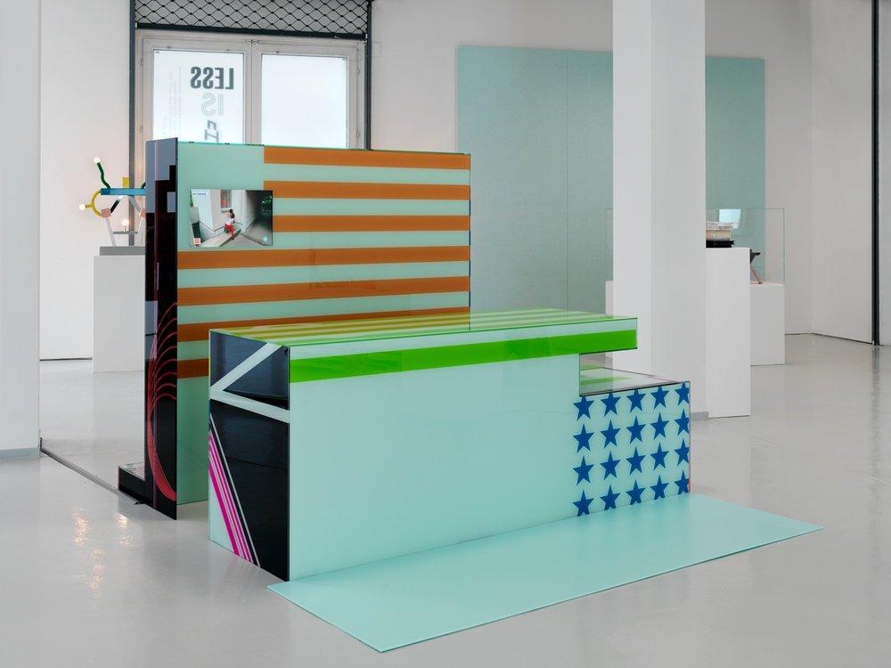 Tobias Rehberger Installationsansicht