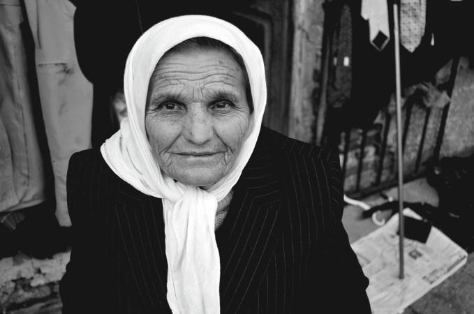 Market Faces I - Tirana / Albania, 2012, 20x30, 100 €