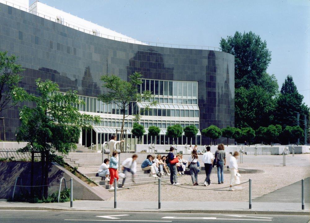 K20 Grabbeplatz,Foto:Walter Klein, Kunstsammlung NRW