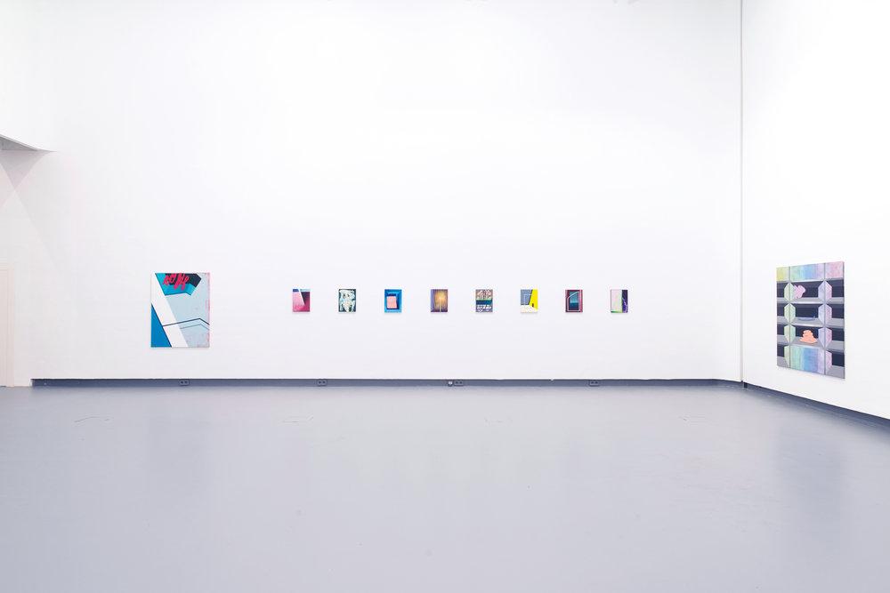 Anna Nero, HGB Leipzig, 2017 –Foto: Sophia Kesting