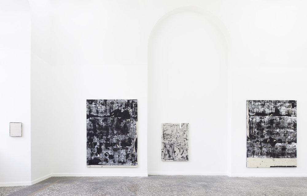Laura Sachs, Installationsansicht, 2018