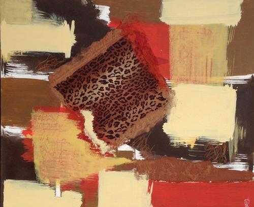 Mixed Acryl auf Leinwand, 105 x 125 cm