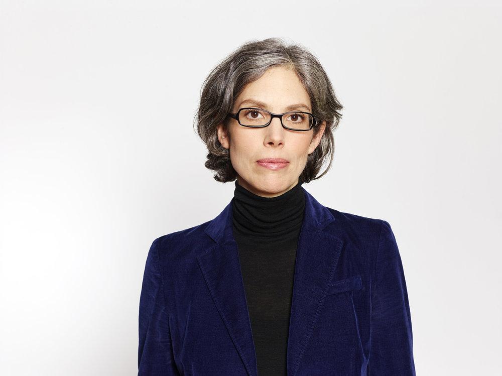 Esther Schlicht, Kuratorin der Ausstellung, © Schirn Kunsthalle Frankfurt, Foto: Gaby Gerster