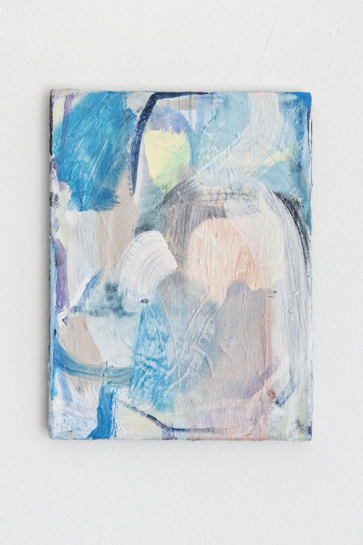Untitled, 2019 Tempera on Canvas 30 x 30 cm 1.170 EUR