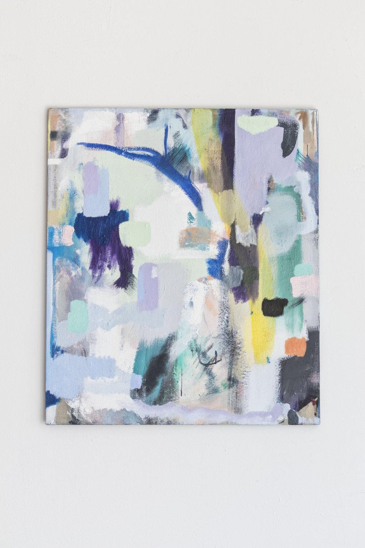 Unititled, 2019 Tempera on Canvas 116 x 100 cm 3.600 EUR