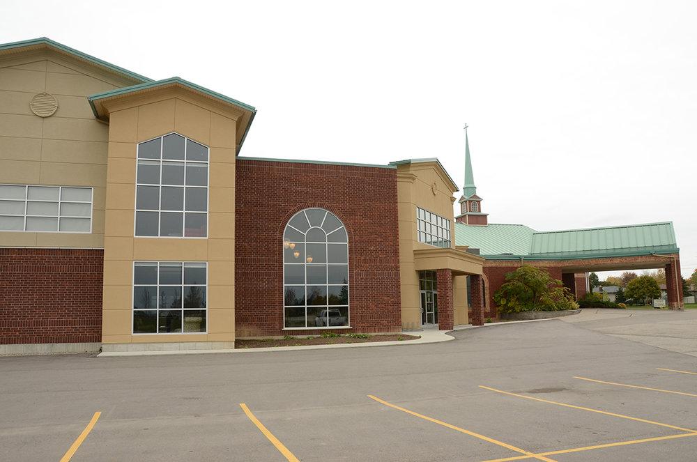 Woodside Bible Fellowship