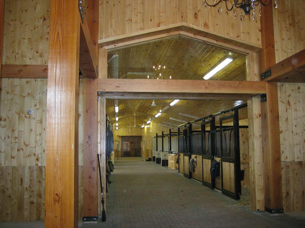 Selke Equestrian Facilities