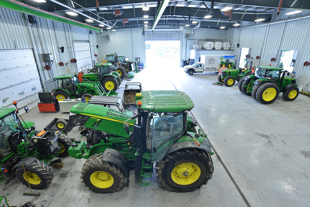 Premier Equipment - John Deere Dealership