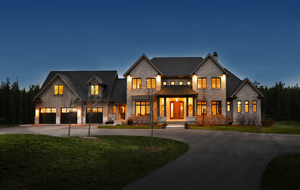 Martin Residence - Custom Estate Home