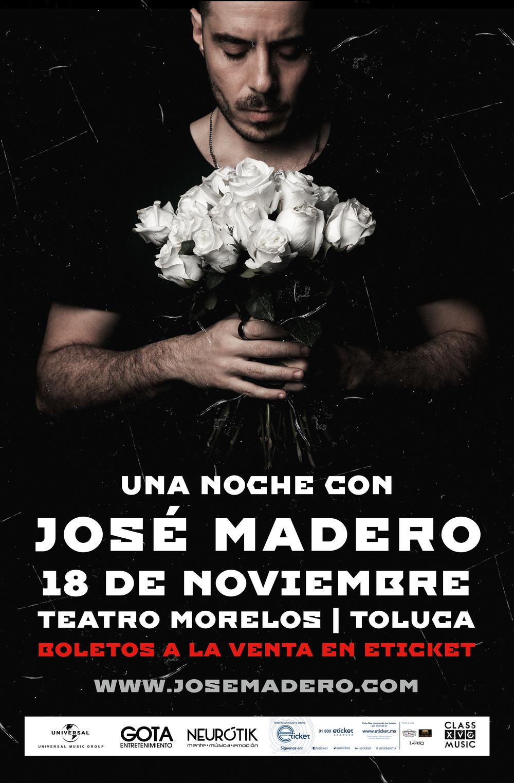 José Madero en Toluca - 18 de Noviembre 2017