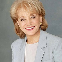 <strong>BARBARA WALTERS,</strong> The View