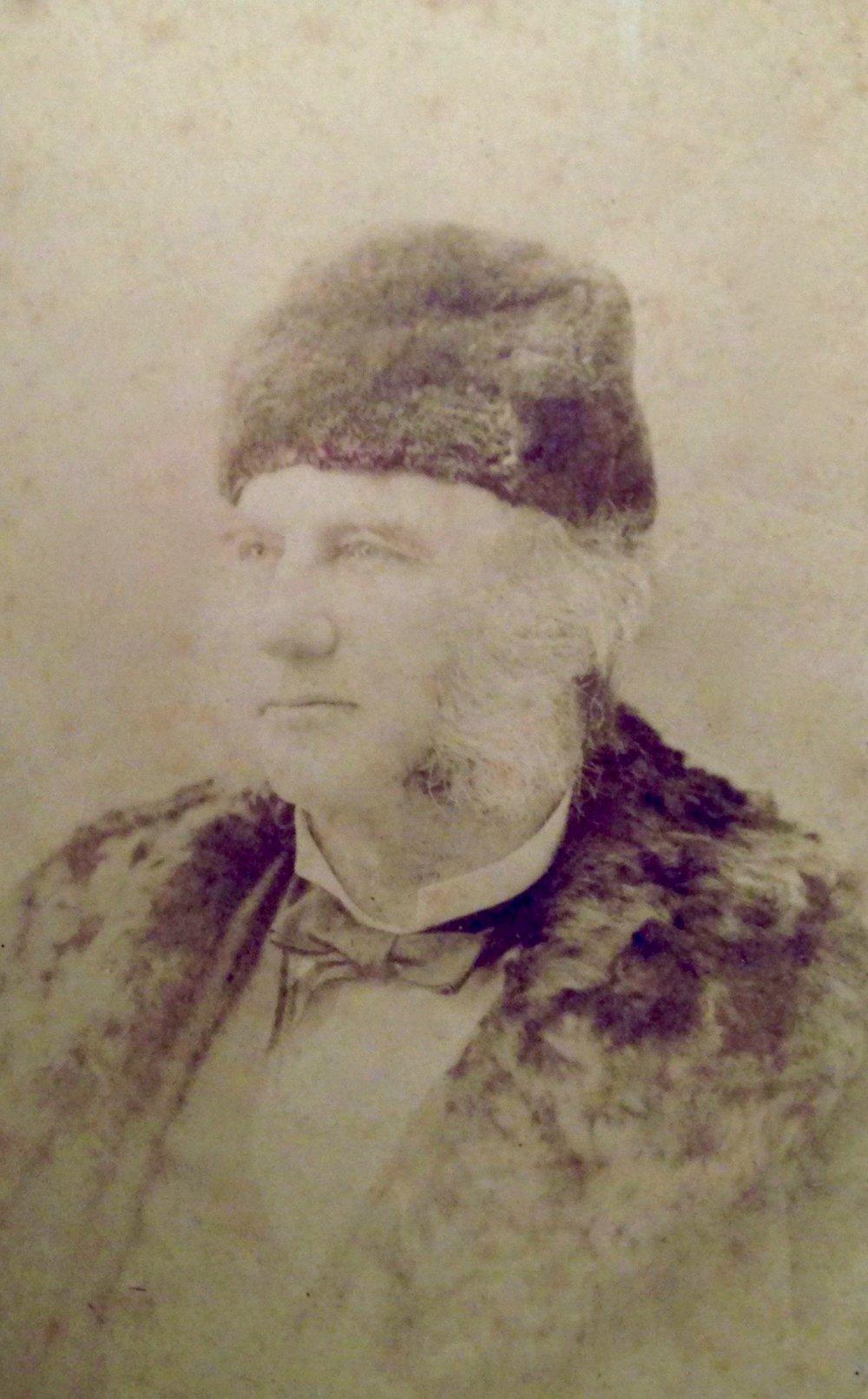 Professor Eben Horsford (1880)
