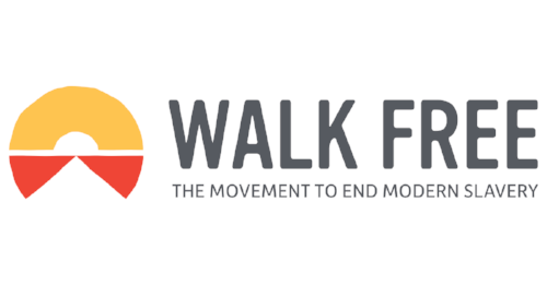 The Walk Free Foundation is an international human rights organisation with a mission to end modern slavery in our generation. The Walk Free Foundation was founded by Andrew and Nicola Forrest and encompasses their vision to end modern slavery globally. Seed funded by the Forrests' philanthropic vehicle the Minderoo Foundation, the initiative provides the information and capabilities required for countries to defeat slavery in their jurisdictions.