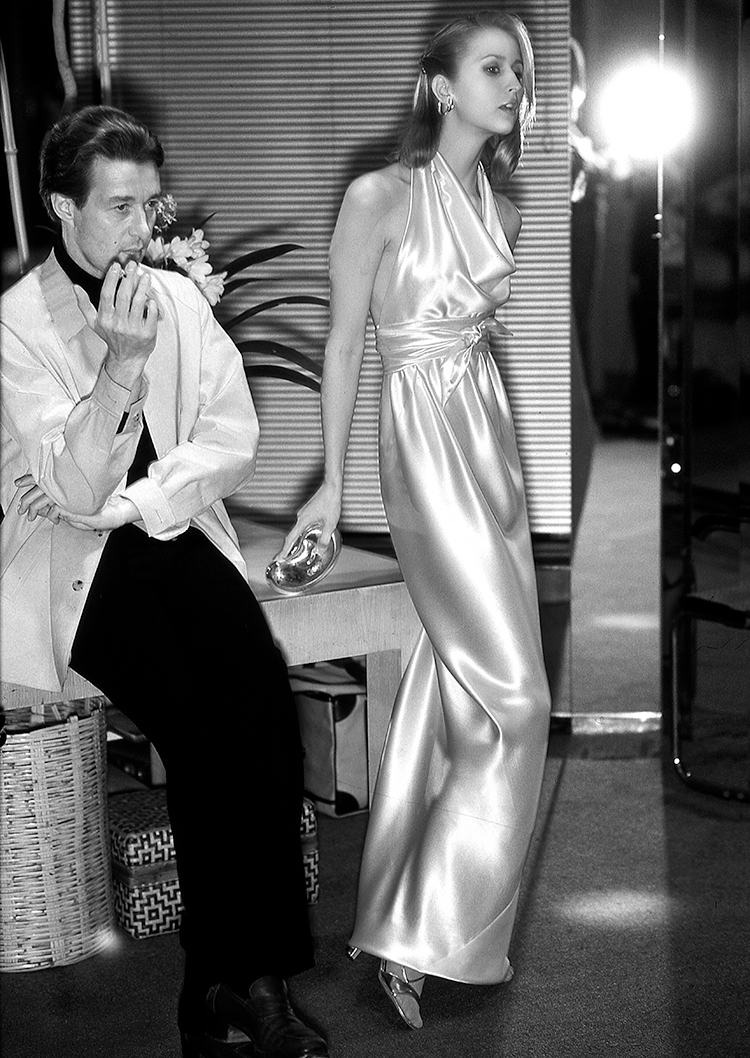 Halston and Chris Royer