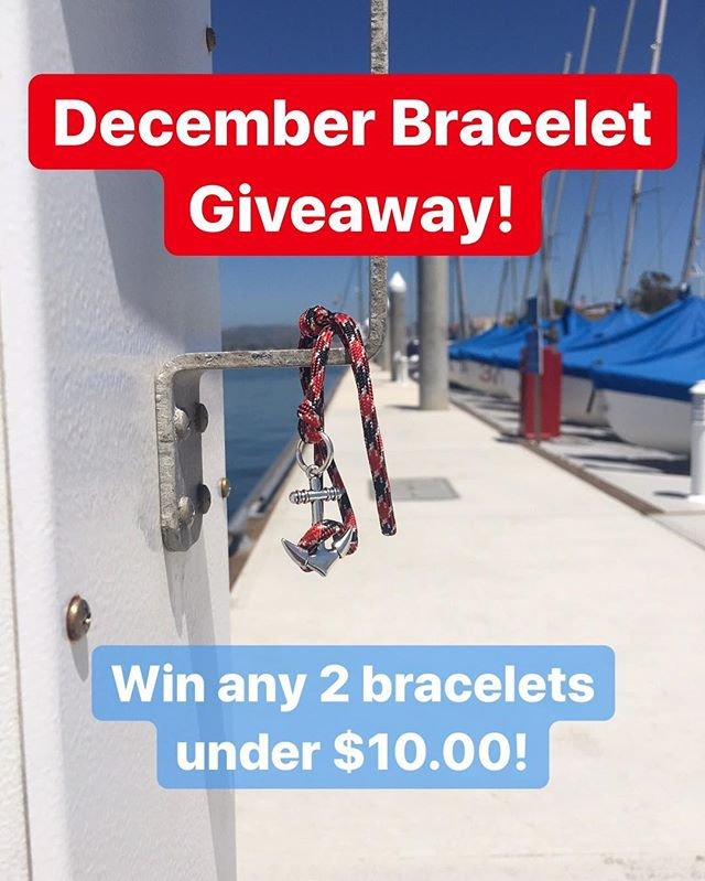 It's our monthly giveaway time! Tag 3 friends and like this post to enter to win 2 bracelets under $10! We will pick a random winner next Sunday 12/10
