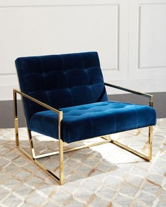 And who could resist a  Jonathan Adler  chair?