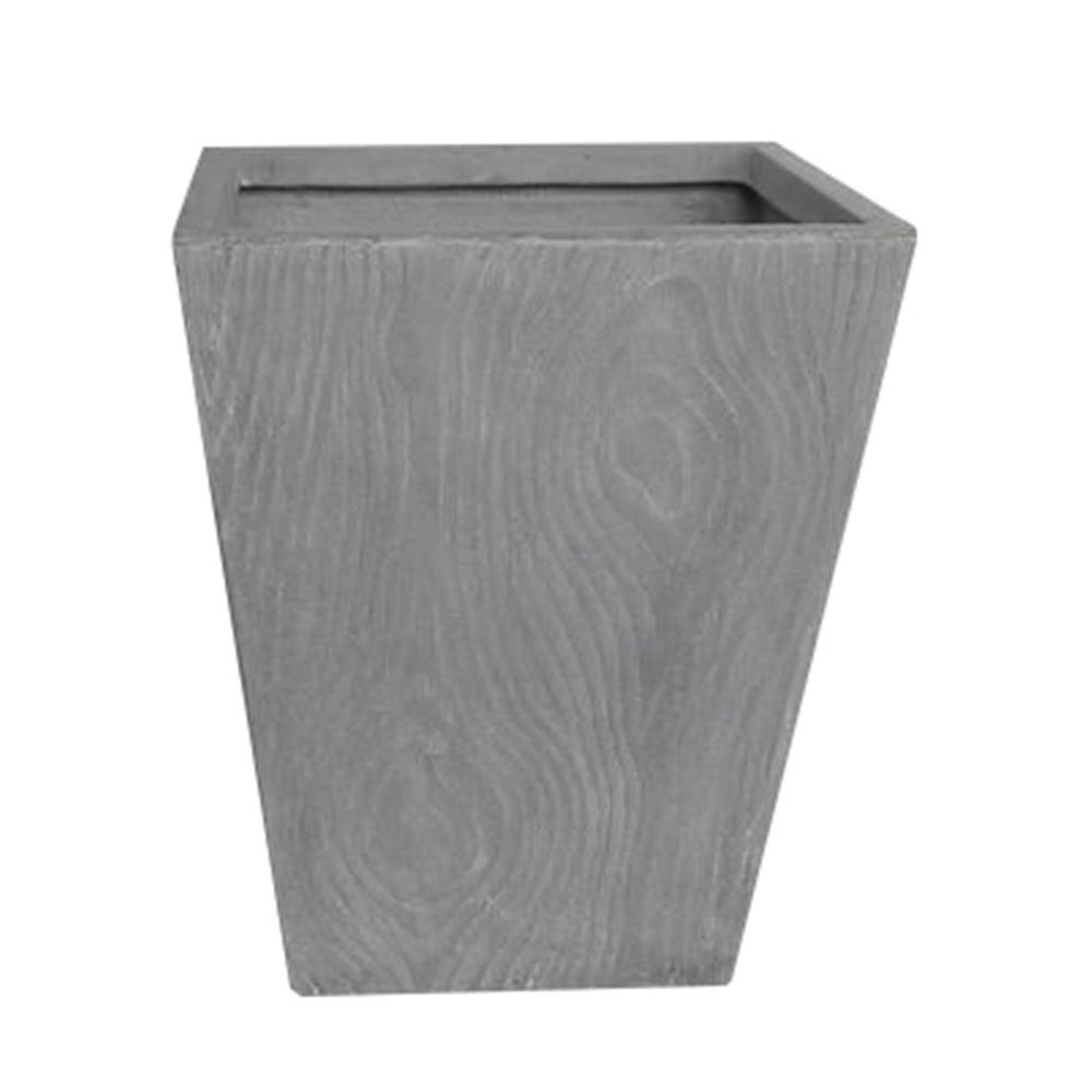 Home Depot Grey Planter