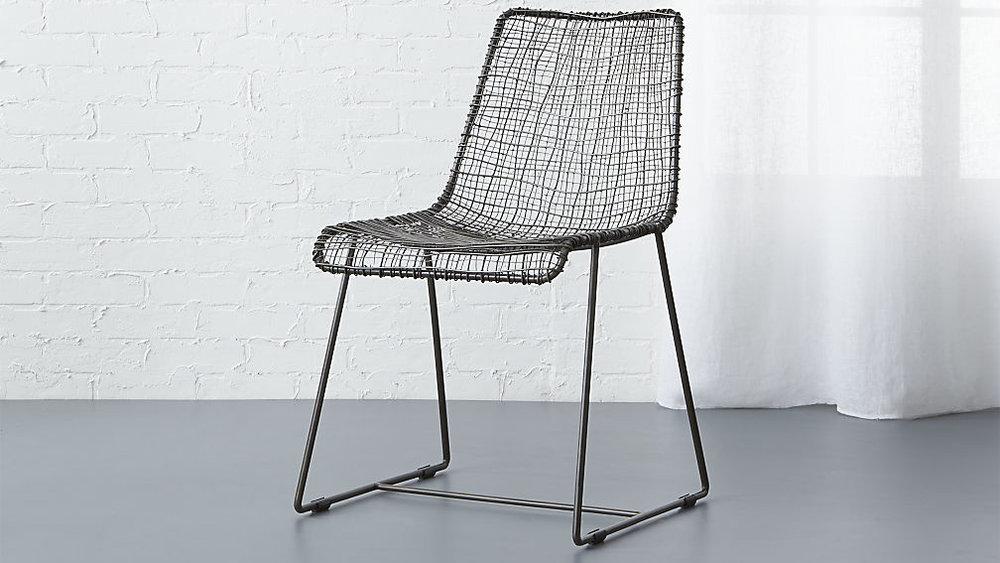 CB2 Chairs