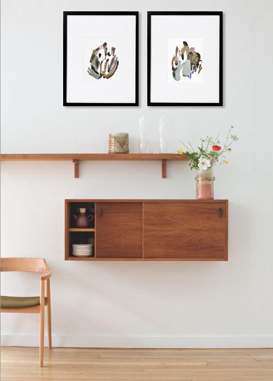 Campanion Framed Art
