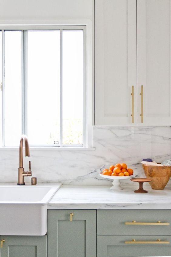 Kitchen Brass