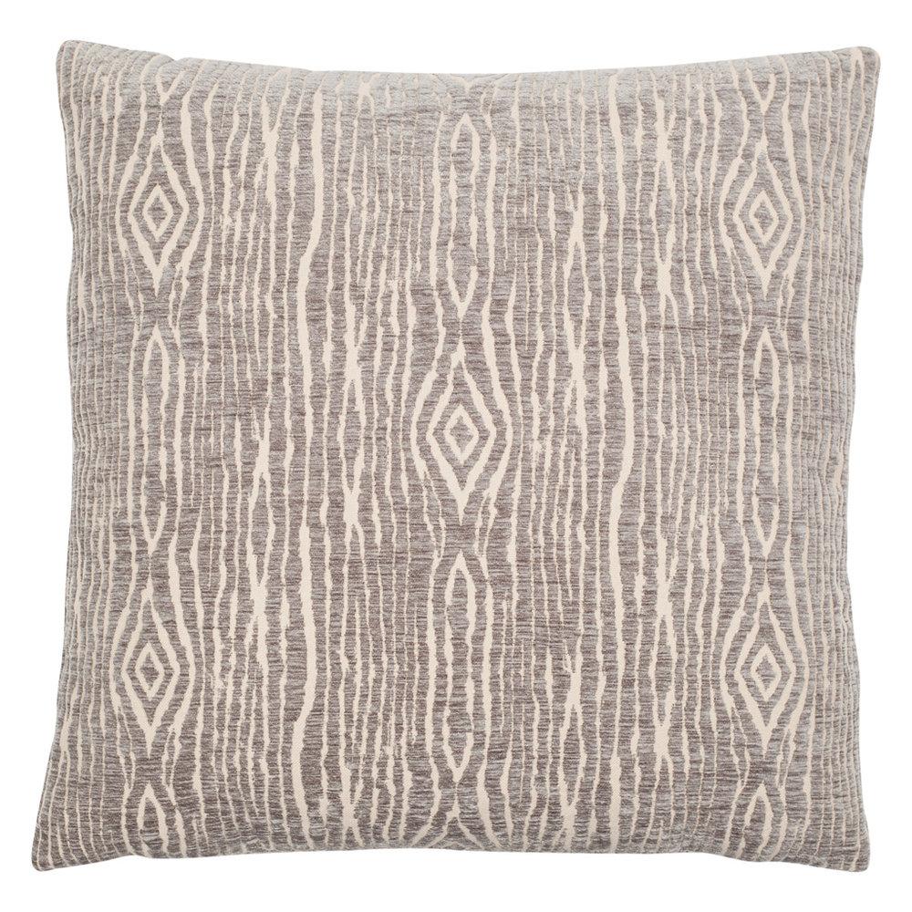 Grey Throw Pillow from Layla Grayce