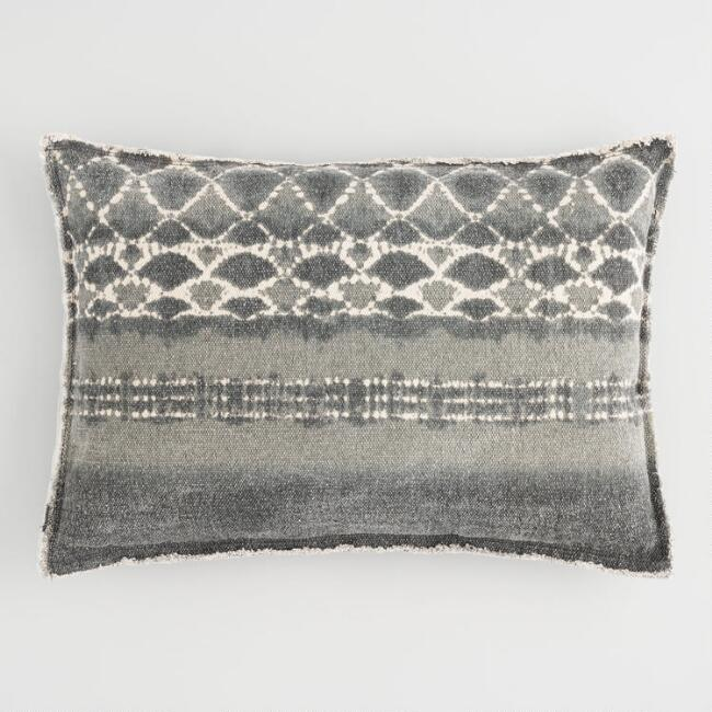 Textured Throw Pillow