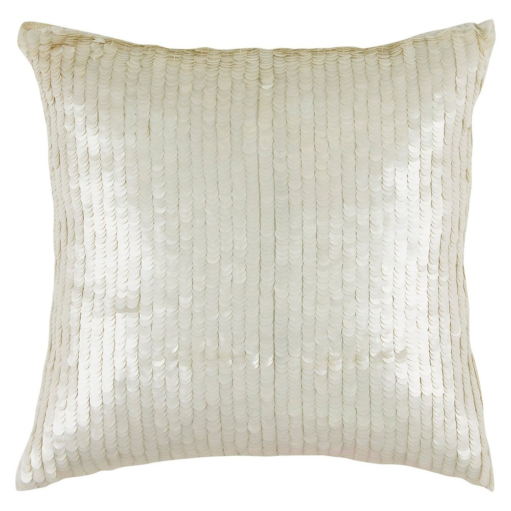 Sequined Throw Pillow