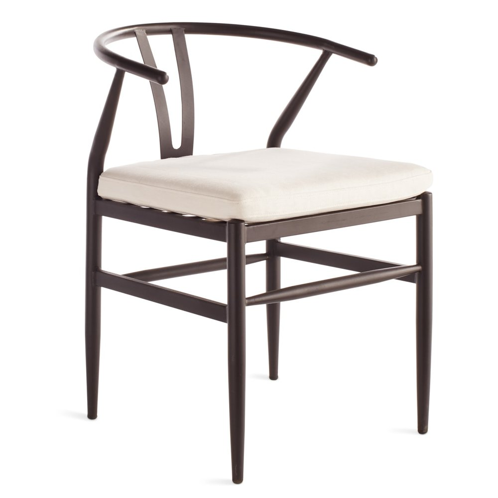 Wishbone Black Chair
