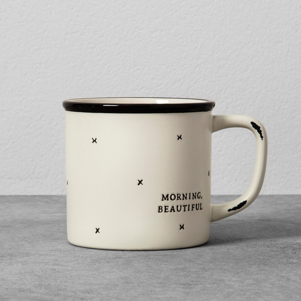 Mug Morning Beautiful