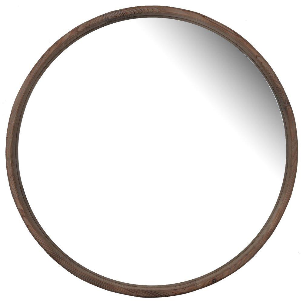 Target Round Mirror