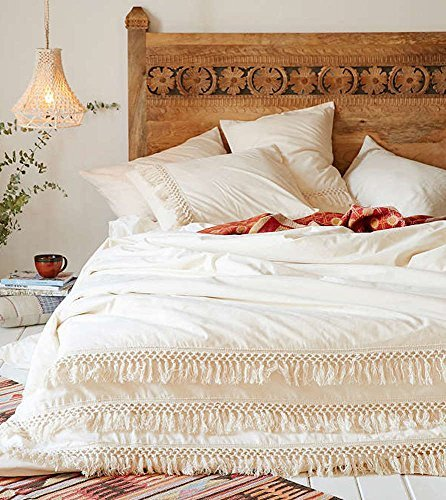 Cotton Boho Bedding