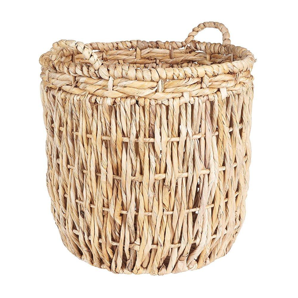 Rustic Woven Basket