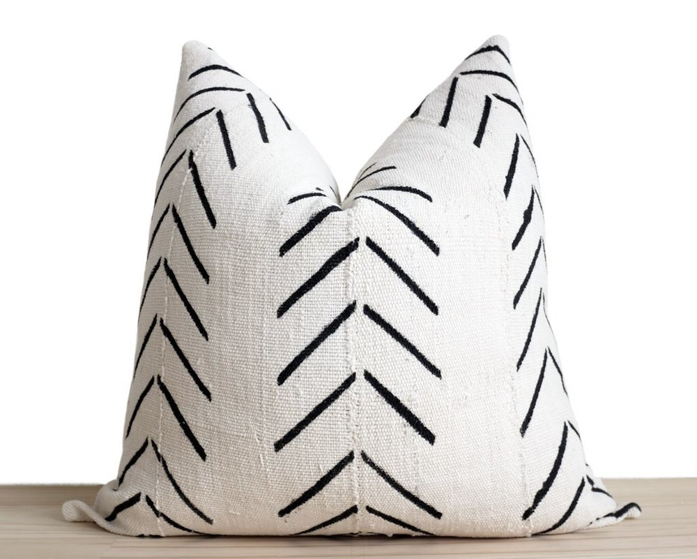 Mud Cloth Pillow