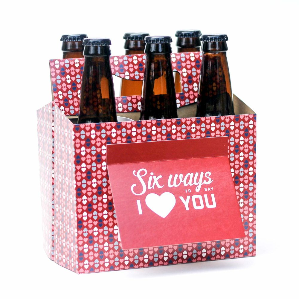 Beer for Valentine
