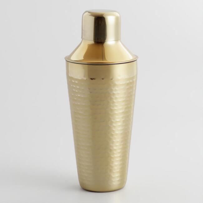 Shaker gold Bar