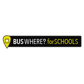 BusWhere   BusWhere was built for parents, by parents; it's a service to make it easier for them to plan their day according to their child's school bus schedule. BusWhere lets parents see their child's bus moving on a map in realtime. BusWhere includes a portal for schools – which are often on the receiving end of complaints from desperate, anxious, or angry parents – so they can blast notifications to parents and see where certain lag times may be popping up along a route.
