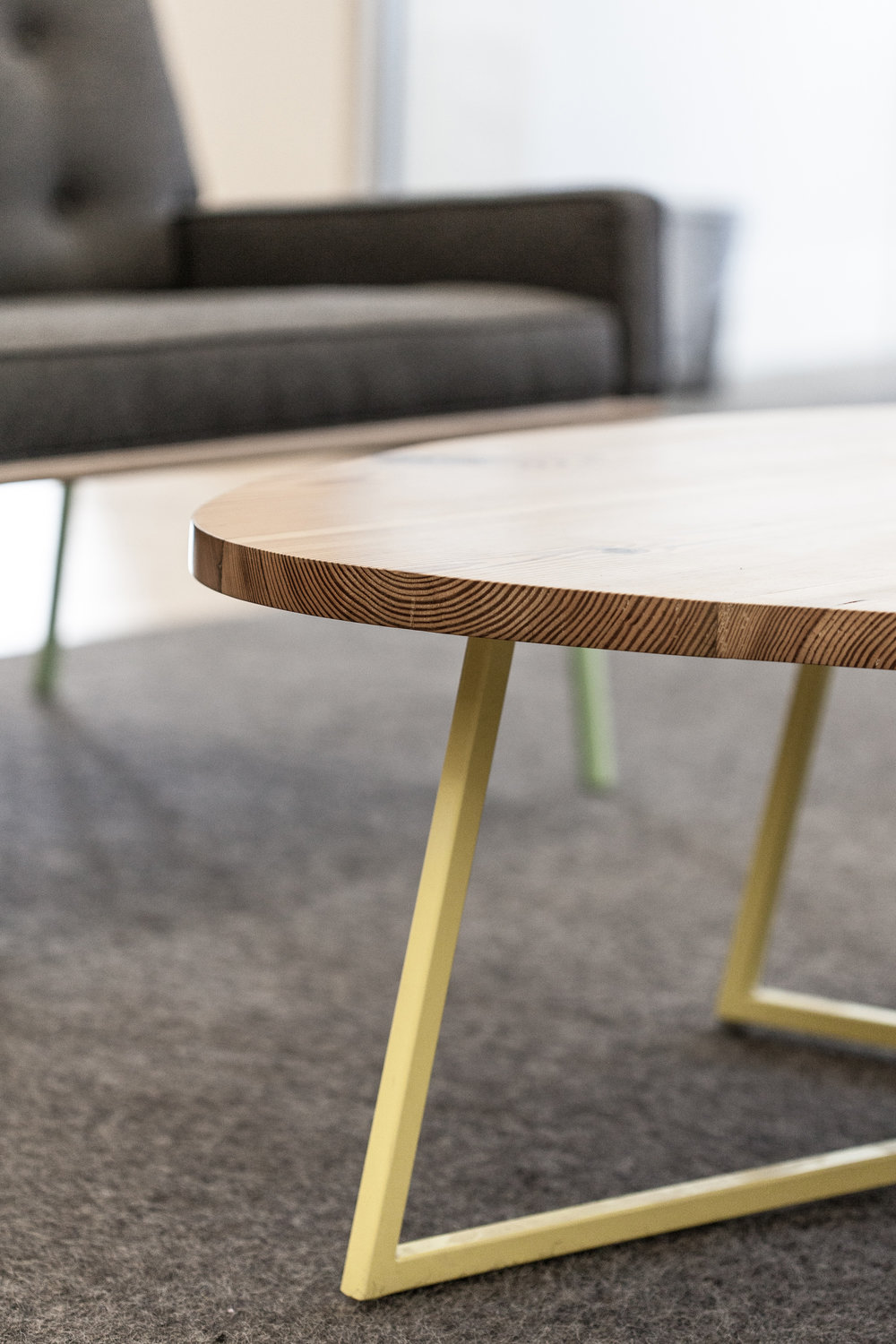 Shown:  Noguchoff Coffee Table