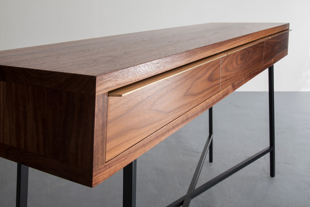 Tzoid Console Table by David Gaynor Design