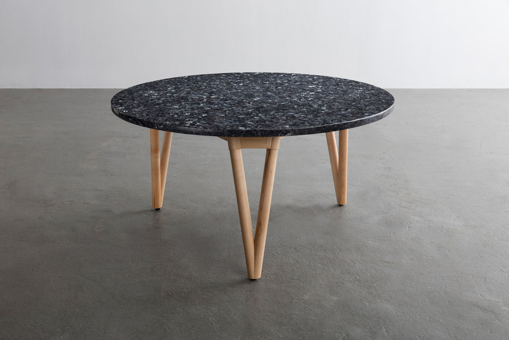 Hair Pin Coffee Table by David Gaynor Design