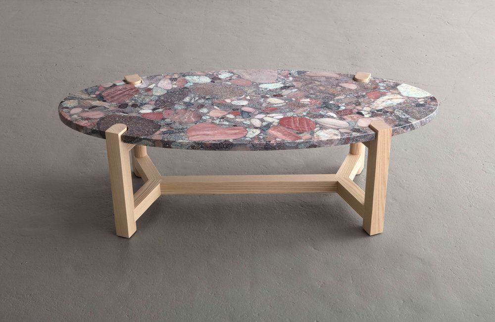 Pierce Coffee Table by David Gaynor Design