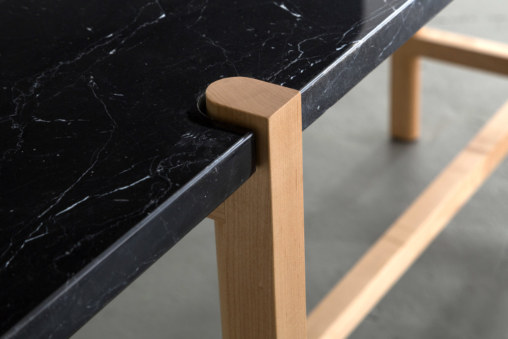 Pierce Console Table by David Gaynor Design