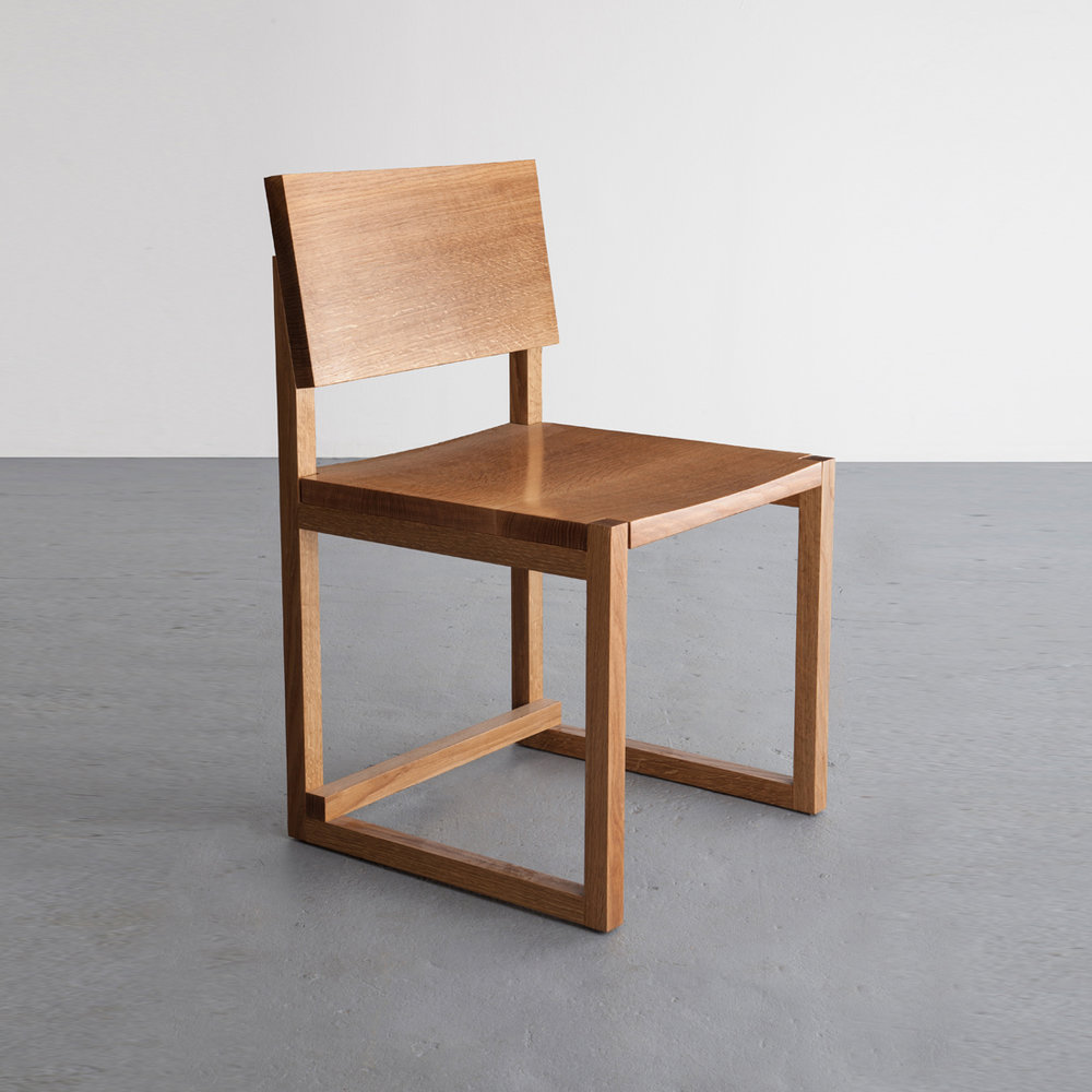 SQ1 Dining Chair by David Gaynor Design