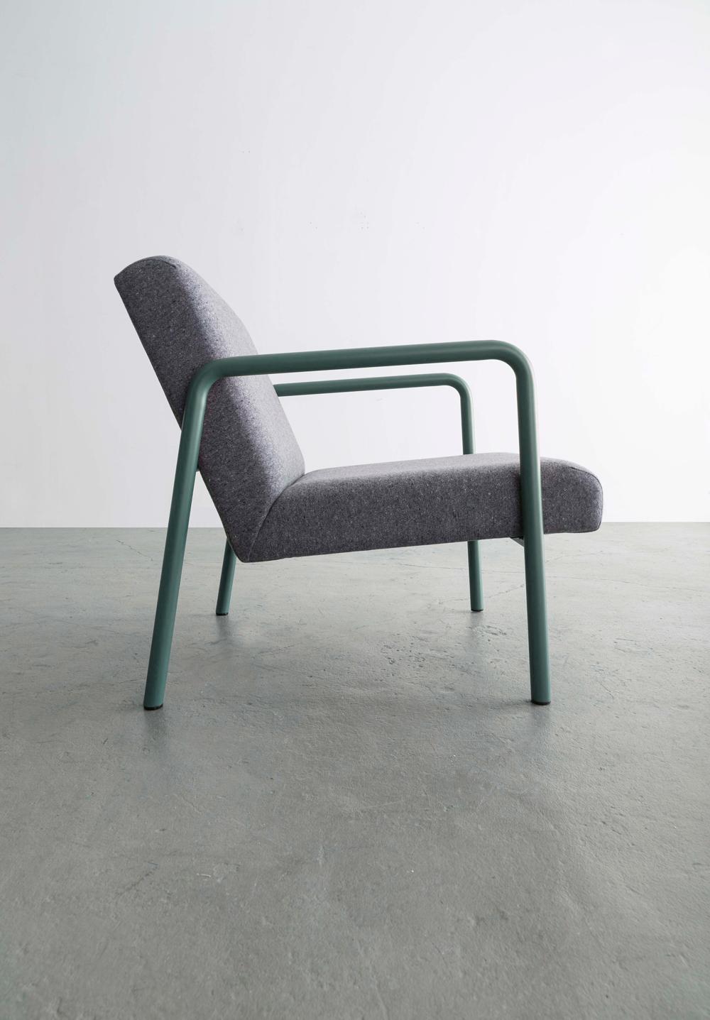 Berm Lounge Chair by David Gaynor Design