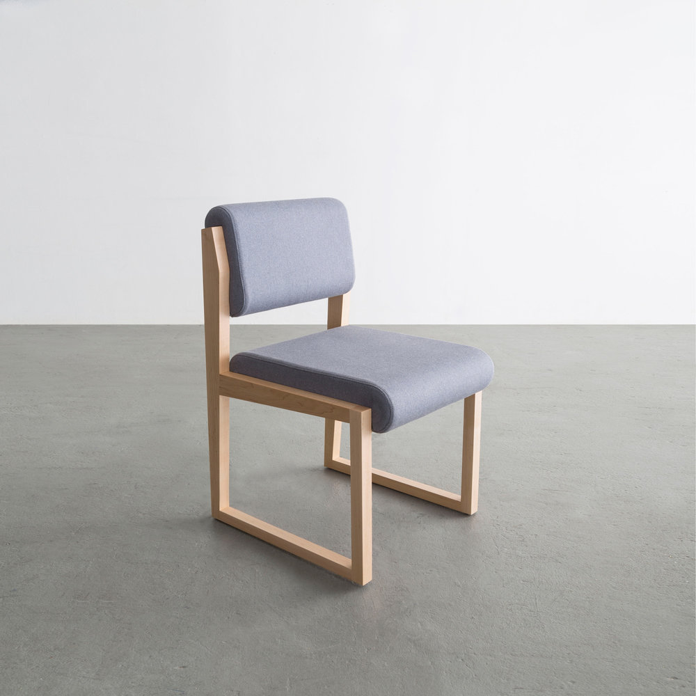 Lingotto Chair by David Gaynor Design